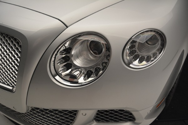 Used 2013 Bentley Continental GT W12 Le Mans Edition for sale Sold at Pagani of Greenwich in Greenwich CT 06830 18