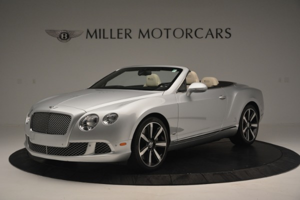 Used 2013 Bentley Continental GT W12 Le Mans Edition for sale Sold at Pagani of Greenwich in Greenwich CT 06830 2