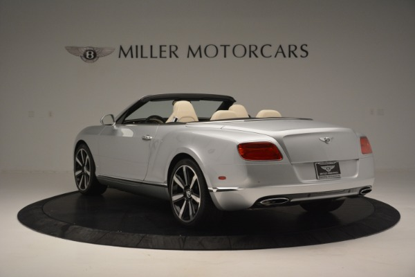Used 2013 Bentley Continental GT W12 Le Mans Edition for sale Sold at Pagani of Greenwich in Greenwich CT 06830 4