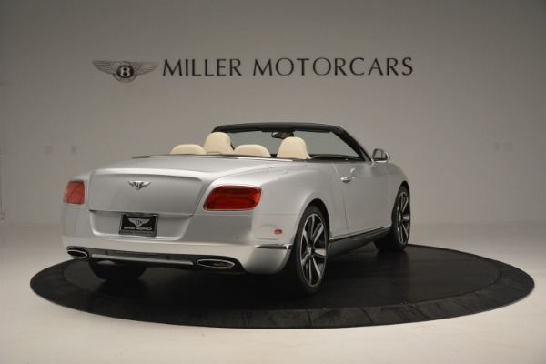Used 2013 Bentley Continental GT W12 Le Mans Edition for sale Sold at Pagani of Greenwich in Greenwich CT 06830 6