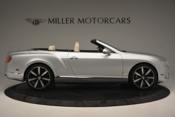 Used 2013 Bentley Continental GT W12 Le Mans Edition for sale Sold at Pagani of Greenwich in Greenwich CT 06830 7