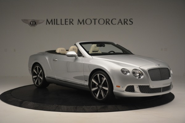Used 2013 Bentley Continental GT W12 Le Mans Edition for sale Sold at Pagani of Greenwich in Greenwich CT 06830 8