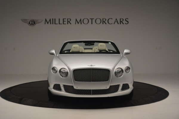 Used 2013 Bentley Continental GT W12 Le Mans Edition for sale Sold at Pagani of Greenwich in Greenwich CT 06830 9