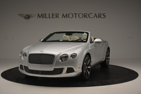 Used 2013 Bentley Continental GT W12 Le Mans Edition for sale Sold at Pagani of Greenwich in Greenwich CT 06830 1