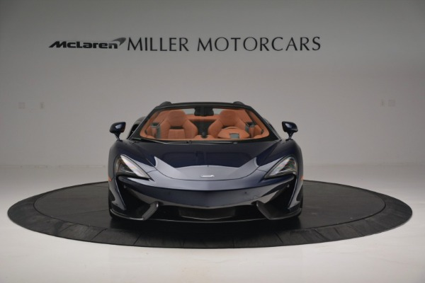 New 2019 McLaren 570S Spider Convertible for sale Sold at Pagani of Greenwich in Greenwich CT 06830 12