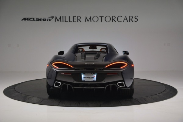 New 2019 McLaren 570S Spider Convertible for sale Sold at Pagani of Greenwich in Greenwich CT 06830 18