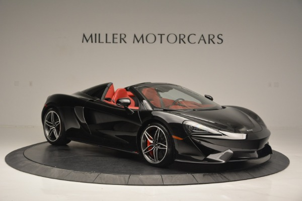 New 2019 McLaren 570S Convertible for sale Sold at Pagani of Greenwich in Greenwich CT 06830 10