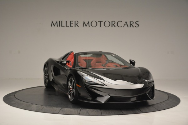 New 2019 McLaren 570S Convertible for sale Sold at Pagani of Greenwich in Greenwich CT 06830 11