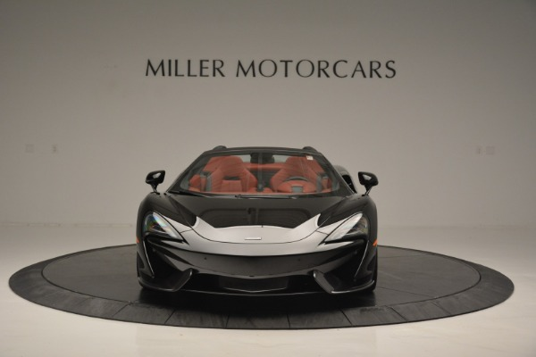 New 2019 McLaren 570S Convertible for sale Sold at Pagani of Greenwich in Greenwich CT 06830 12