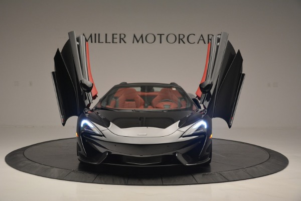 New 2019 McLaren 570S Convertible for sale Sold at Pagani of Greenwich in Greenwich CT 06830 13