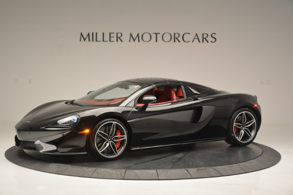 New 2019 McLaren 570S Convertible for sale Sold at Pagani of Greenwich in Greenwich CT 06830 15