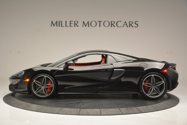 New 2019 McLaren 570S Convertible for sale Sold at Pagani of Greenwich in Greenwich CT 06830 16