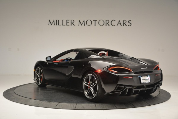 New 2019 McLaren 570S Convertible for sale Sold at Pagani of Greenwich in Greenwich CT 06830 17