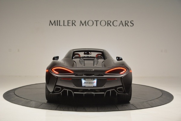 New 2019 McLaren 570S Convertible for sale Sold at Pagani of Greenwich in Greenwich CT 06830 18