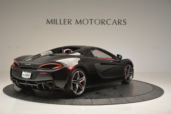 New 2019 McLaren 570S Convertible for sale Sold at Pagani of Greenwich in Greenwich CT 06830 19