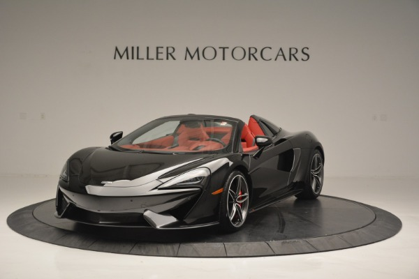 New 2019 McLaren 570S Convertible for sale Sold at Pagani of Greenwich in Greenwich CT 06830 2