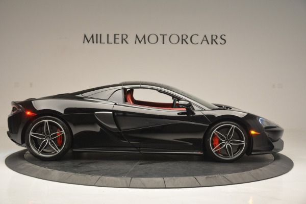 New 2019 McLaren 570S Convertible for sale Sold at Pagani of Greenwich in Greenwich CT 06830 20