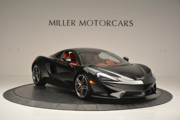 New 2019 McLaren 570S Convertible for sale Sold at Pagani of Greenwich in Greenwich CT 06830 21