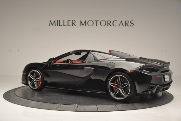 New 2019 McLaren 570S Convertible for sale Sold at Pagani of Greenwich in Greenwich CT 06830 4