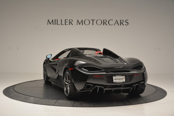 New 2019 McLaren 570S Convertible for sale Sold at Pagani of Greenwich in Greenwich CT 06830 5
