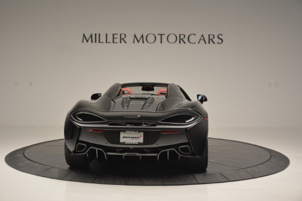 New 2019 McLaren 570S Convertible for sale Sold at Pagani of Greenwich in Greenwich CT 06830 6