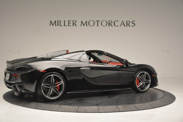 New 2019 McLaren 570S Convertible for sale Sold at Pagani of Greenwich in Greenwich CT 06830 8