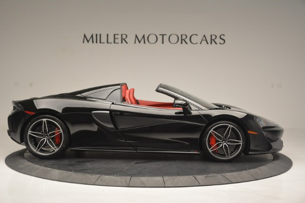 New 2019 McLaren 570S Convertible for sale Sold at Pagani of Greenwich in Greenwich CT 06830 9