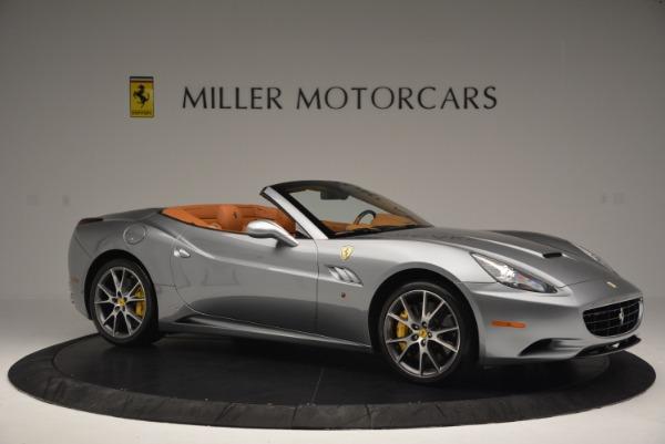 Used 2012 Ferrari California for sale Sold at Pagani of Greenwich in Greenwich CT 06830 10