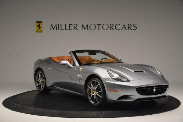 Used 2012 Ferrari California for sale Sold at Pagani of Greenwich in Greenwich CT 06830 11