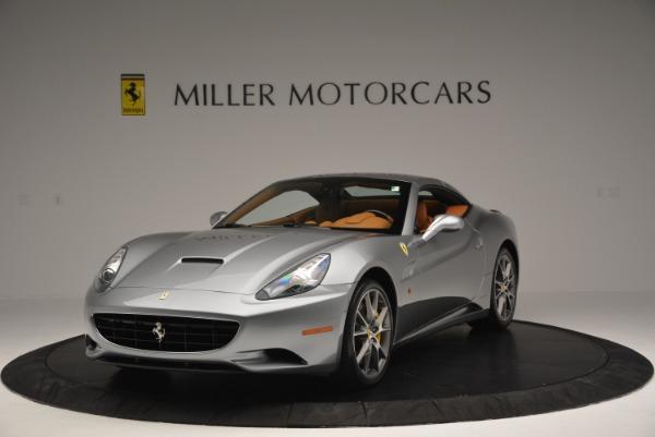 Used 2012 Ferrari California for sale Sold at Pagani of Greenwich in Greenwich CT 06830 13