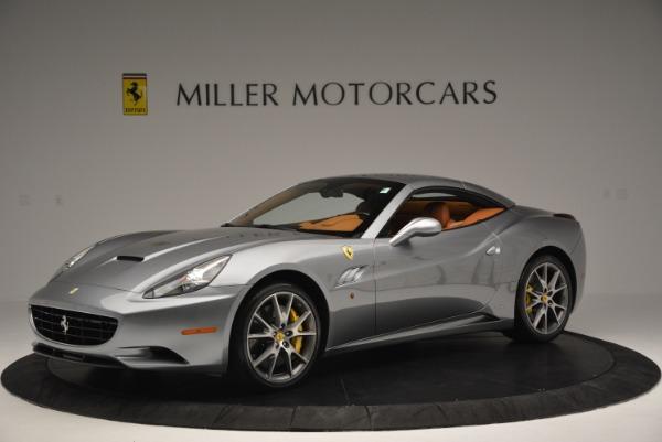 Used 2012 Ferrari California for sale Sold at Pagani of Greenwich in Greenwich CT 06830 14