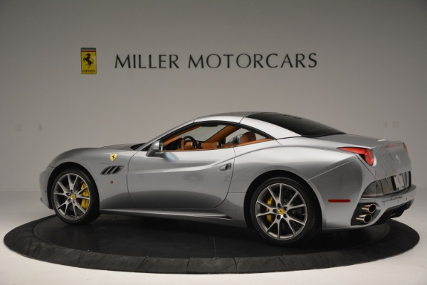 Used 2012 Ferrari California for sale Sold at Pagani of Greenwich in Greenwich CT 06830 16