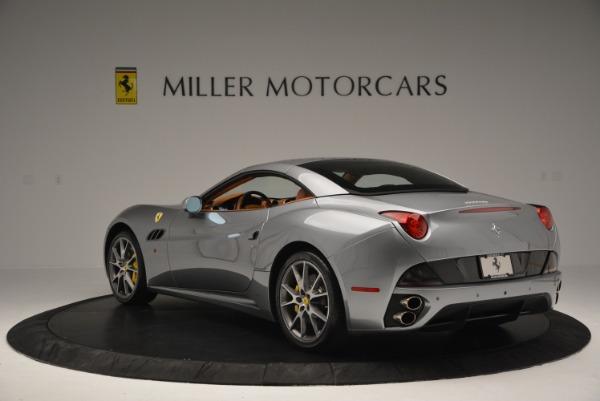 Used 2012 Ferrari California for sale Sold at Pagani of Greenwich in Greenwich CT 06830 17
