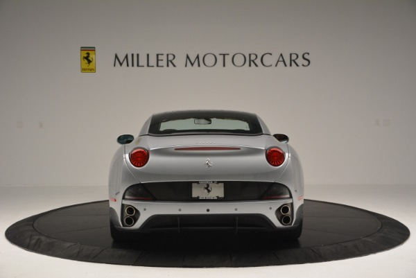Used 2012 Ferrari California for sale Sold at Pagani of Greenwich in Greenwich CT 06830 18