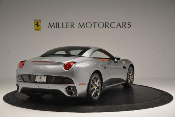 Used 2012 Ferrari California for sale Sold at Pagani of Greenwich in Greenwich CT 06830 19