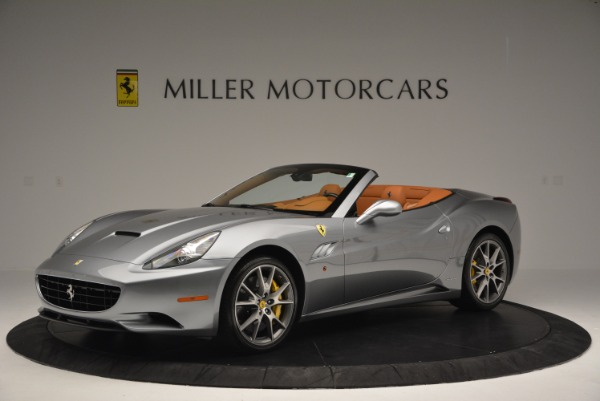 Used 2012 Ferrari California for sale Sold at Pagani of Greenwich in Greenwich CT 06830 2
