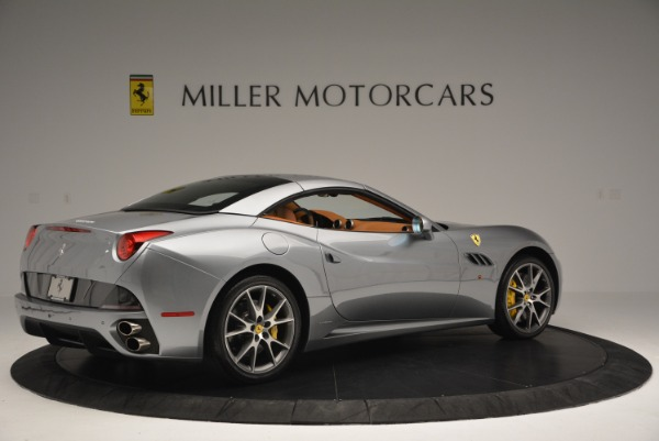 Used 2012 Ferrari California for sale Sold at Pagani of Greenwich in Greenwich CT 06830 20