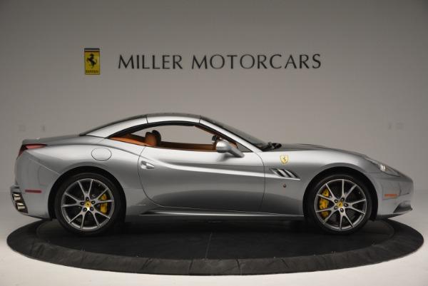 Used 2012 Ferrari California for sale Sold at Pagani of Greenwich in Greenwich CT 06830 21