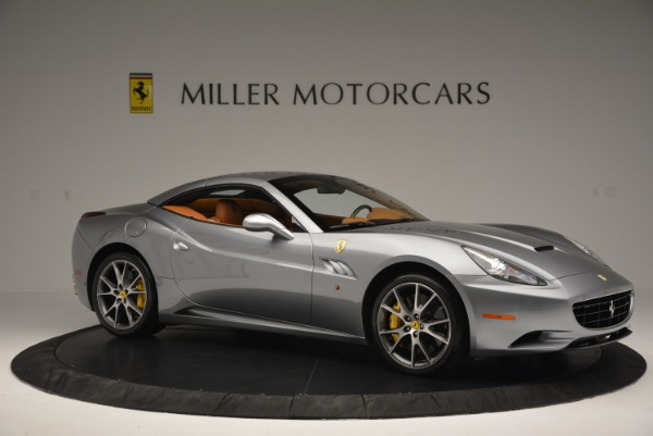 Used 2012 Ferrari California for sale Sold at Pagani of Greenwich in Greenwich CT 06830 22