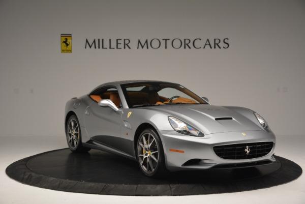Used 2012 Ferrari California for sale Sold at Pagani of Greenwich in Greenwich CT 06830 23