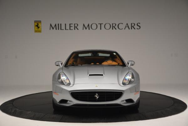 Used 2012 Ferrari California for sale Sold at Pagani of Greenwich in Greenwich CT 06830 24