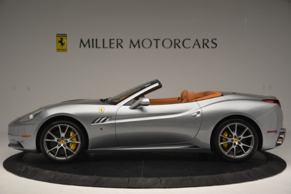 Used 2012 Ferrari California for sale Sold at Pagani of Greenwich in Greenwich CT 06830 3