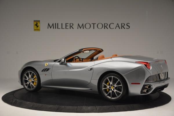 Used 2012 Ferrari California for sale Sold at Pagani of Greenwich in Greenwich CT 06830 4