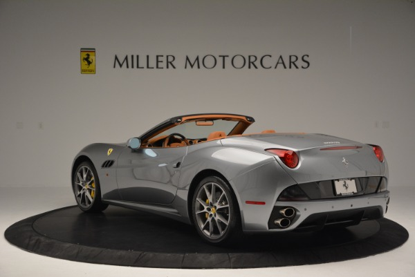 Used 2012 Ferrari California for sale Sold at Pagani of Greenwich in Greenwich CT 06830 5