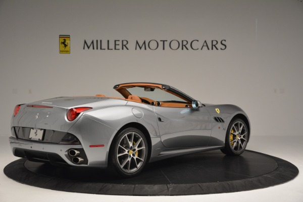 Used 2012 Ferrari California for sale Sold at Pagani of Greenwich in Greenwich CT 06830 8