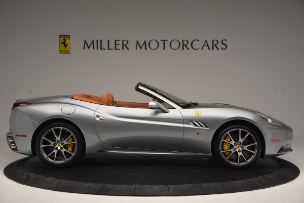Used 2012 Ferrari California for sale Sold at Pagani of Greenwich in Greenwich CT 06830 9