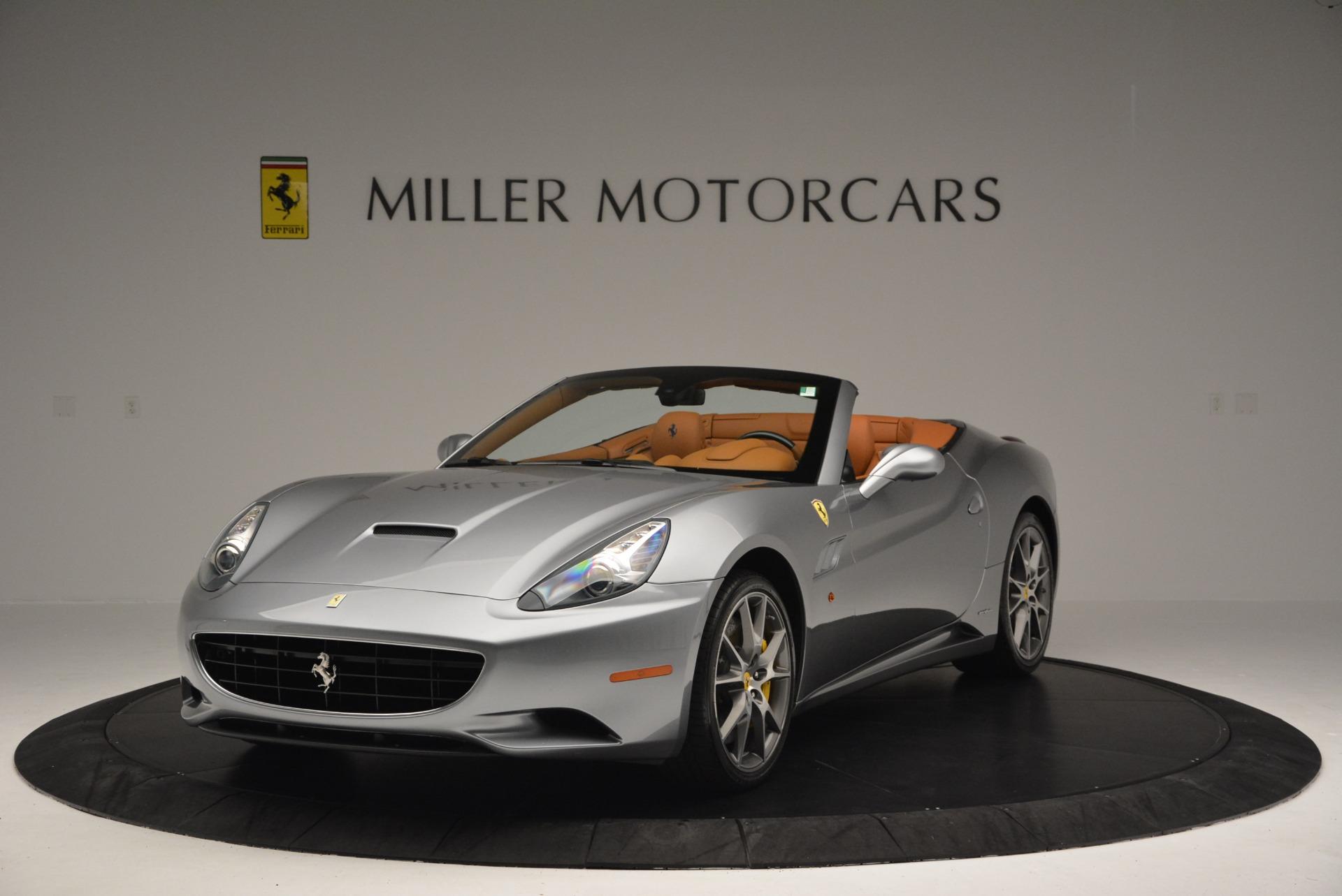 Used 2012 Ferrari California for sale Sold at Pagani of Greenwich in Greenwich CT 06830 1
