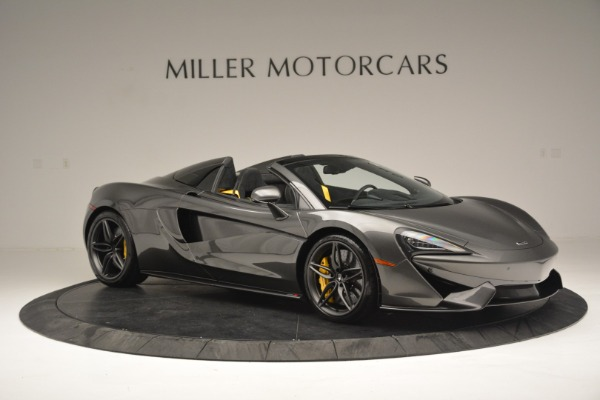 Used 2019 McLaren 570S Spider Convertible for sale $189,990 at Pagani of Greenwich in Greenwich CT 06830 10