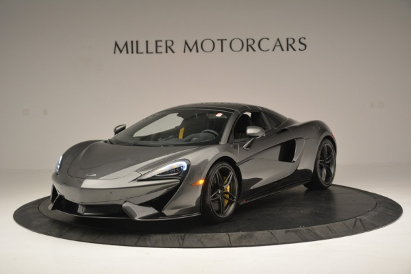 Used 2019 McLaren 570S Spider Convertible for sale $189,990 at Pagani of Greenwich in Greenwich CT 06830 15