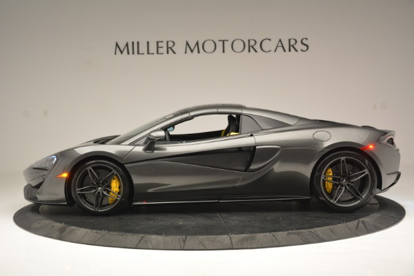 Used 2019 McLaren 570S Spider Convertible for sale $189,990 at Pagani of Greenwich in Greenwich CT 06830 16